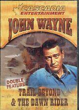 Trail Beyond & The Dawn Rider (Slimline DVD) 1934 Brand New