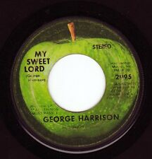 G George Harrison   ~ My Sweet Lord (hi) / Isn't It A Pity (hi)