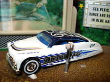 HOT WHEELS 1950 MERCURY SPRINGFIELD POLICE CAR LIMITED EDITION HOT ROD 1/64