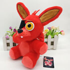 NEW Hot FNAF Five Nights at Freddy's FOXY PIRATE Plush Toy doll 10