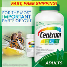 Centrum 365 Tablets Men/Women Adults under 50 Multi Vitamin Mineral Supplement