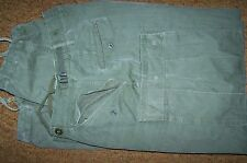 M-51 FIELD PANTS, OD GREEN, SIZE SMALL-LONG, U.S. ISSUE *NICE*