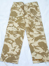 Trousers Combat Camouflage Windproof Desert DP,Modif. Gr. 82/96/112 (Large-Long)