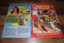 Bessy # 606 -- incidente nell'oro-Expreß // del 1.1.1977 per il compleanno???