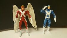 Marvel legends custom cyclops and angel