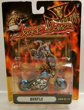 JESSE JAMES BARFLY BIKE MOTORCYCLE 1:31 SCALE WEST COAST CHOPPERS RARE!