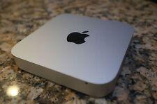 i7 QUAD-CORE Mac Mini 500GB SSD + 500GB 7200RPM dual internal drives 16GB RAM