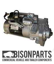 VOLVO FE II 2006 ONWARDS STARTER MOTOR 24V 5.5KW 12 TOOTH OEM - 2 YEARS WARRANTY