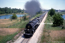 Original Photograph: Norfolk Southern 1218 at Argos, IN
