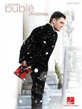 Michael Buble Christmas Vocal Piano Book NEW 000307364
