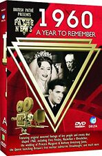 British Pathé News - A Year To Remember 1960 - DVD