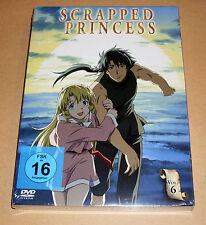 DVD - Scrapped Princess - Vol. 6 - Episoden 21 - 24 - Manga - Deutsch - Neu OVP