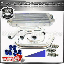 "Fits Nissan 300ZX Z32 Intercooler + Intercooler Piping kits  2"" & Pipe Kits"