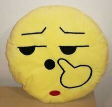 Peluche emoticon whats app cuscino faccina 30 cm smile plush toys emoji pillow