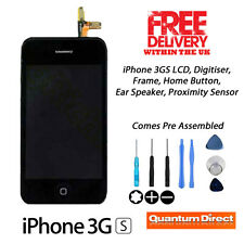 Replacement FOR iPhone 3GS LCD & Digitizer Touch Screen Frame Assembly + Tools