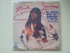 Rick James - Super-freak 7'' Single (MC Hammer - U can't touch this)