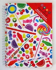 DYLAN'S CANDY BAR Candyspill Mini Paper NOTEBOOK NWT NEW