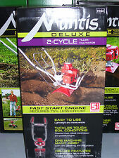 Mantis 2 Cycle DELUXE Tiller 7234 With FREE Oil