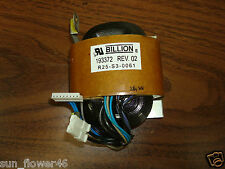 BOSE Wave CD Radio AWRC-1G AWRC-1P TRANSFORMER BILLION 193372 or 266476-001