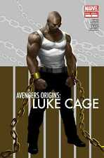Avengers Origins Luke Cage #1 marvel us bande dessinée one-shot Marko Djurdjevic Cover NM