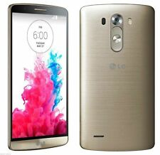 NEW SHINE GOLD SPRINT LG G3 LS990 G 3 TOUCHSCREEN CAMERA WIFI PHONE S588