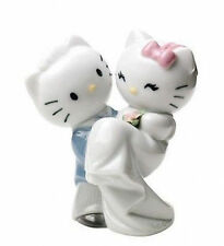 NAO Porcelain by Lladro : HELLO KITTY GETS MARRIED! 020.01662