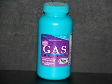 Rugby Gas Relief Chewable Tabs 80mg Simethicone (Compare to Mylanta) 100ct -New