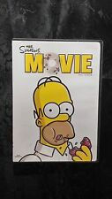 The Simpsons Movie (DVD, 2007, Full Frame)
