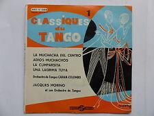 JACQUES MORINO Classiques du tango La muchacha de centro .. 460 V 099