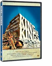 King of Kings 1961 (story of Jesus Christ) - Region FREE Jeffrey Hunter DVD