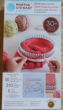 MARTHA STEWART CRAFTS Knit and Weave Loom Kit ON SALE