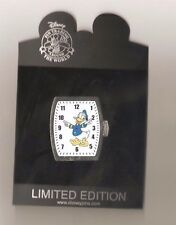 Sold Out Limited Edition 250  DisneyStore.com - Fun Time Series  Donald Duck Pin