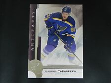 2016-17 UD Artifacts #20 Vladimir Tarasenko St. Louis Blues