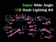 Pink LED Dash Cluster Light Kit Fits Hyundai Excel & Accent X1 X2