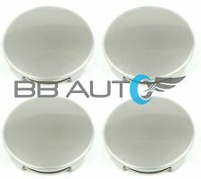 SET OF 4 TOYOTA TUNDRA TACOMA SEQUOIA NEW SILVER WHEEL HUB CENTER CAPS 3.25 INCH
