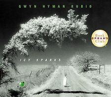 Icy Sparks by Gwyn Hyman Rubio (2001, CD, Abridged, Unabridged)190