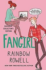 Fangirl: A Novel by Rainbow Rowell (Hardcover) Special edition (May 12, 2015)