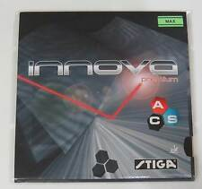STIGA INNOVA PREMIUM TABLE TENNIS RUBBER , NEW !!!!!! + FREE GIFT