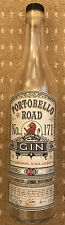 Portobello Road - Empty Unusual Bottle - Rare Craft Gin Bottle