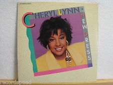 "★★ 12"" Maxi - CHERYL LYNN - New Dress  - Extended Mix 6:30 min - US - Near Mint"