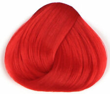 DIRECTIONS FIRE RED HAIR COLOUR/DYE Bright Punk/Goth/Cyber/Emo - Semi-Permanent
