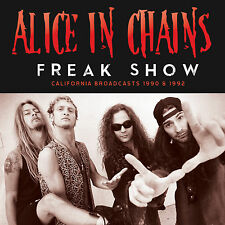 ALICE IN CHAINS New Sealed 2016 UNRELEASED LIVE 1990 & 1992 CONCERTS CD