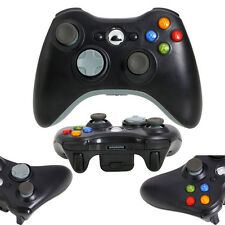 Brand New Wireless Remote Game Controller for Microsoft Xbox 360 Console Black