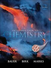 An Introduction to Chemistry, Bauer, Richard C., Good Books