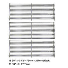 Charbroil Gas Barbecue Grill Replacement Stainless Steel Cooking Grid JXC453