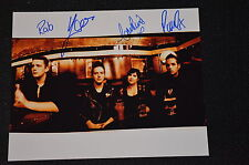 GLASVEGAS signed Autogramm 20x28 cm In Person