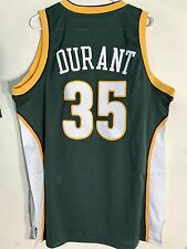 Adidas Swingman NBA Jersey Seattle Supersonics Kevin Durant Green HWC sz L