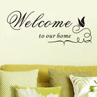 Fashion Elem To Our Quote Removable New Vinyl Decal Wall Stickers Art Room Noble
