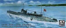 Japanese Navy Submarine I-27 with A-Target - 1/350 scale Kit