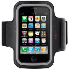 Belkin DualFit iPhone 3GS/3G Sport Armband Running Case/Cover Black/Red F8Z459ea